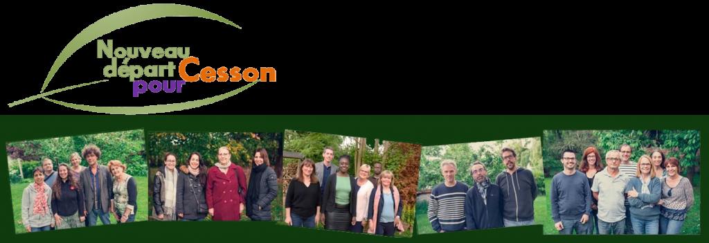 Elections municipales Cesson Seine-et-Marne 2020