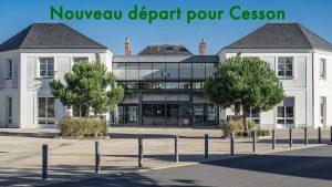 Mairie Cesson