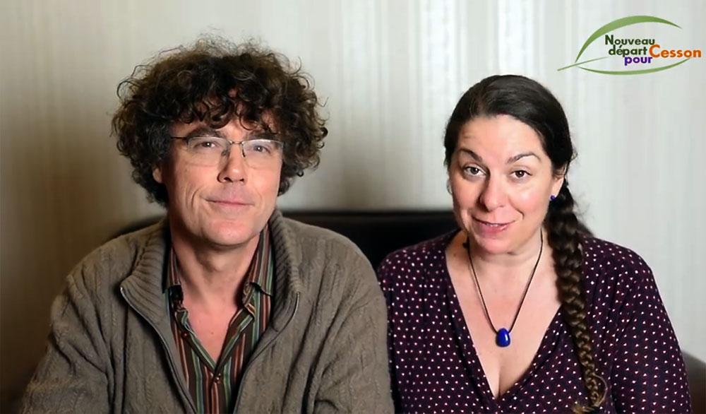 Christophe Bosquillon & Xaviera Marchetti